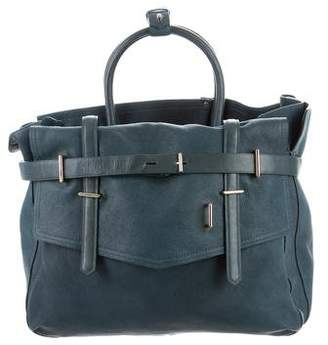 Reed Krakoff Grained Leather Boxer Tote