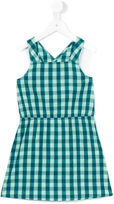 Nice Things Vichy Checked Dress