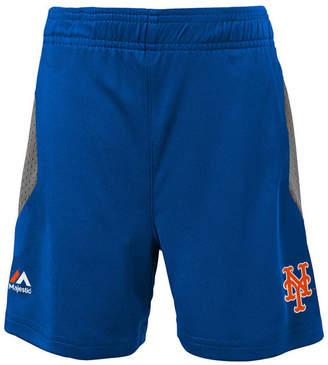 Majestic New York Mets Legacy Short Set, Toddler Boys
