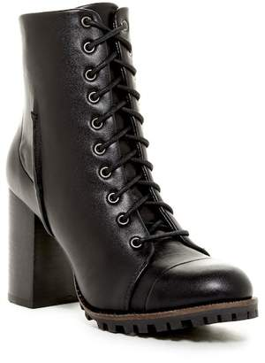 Report Alanna Lace-Up Boot $90 thestylecure.com