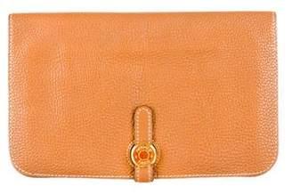 Hermes Dogon Combined Wallet