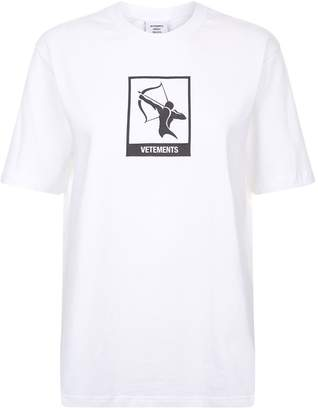 Vetements Sagittarius Horoscope T-Shirt