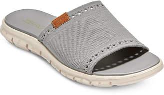 ffeb354acfa28 Cole Haan Men ZeroGrand Stitchlite Slide Sandals Men Shoes