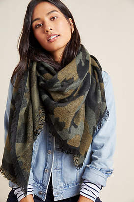 Anthropologie Mason Printed Scarf