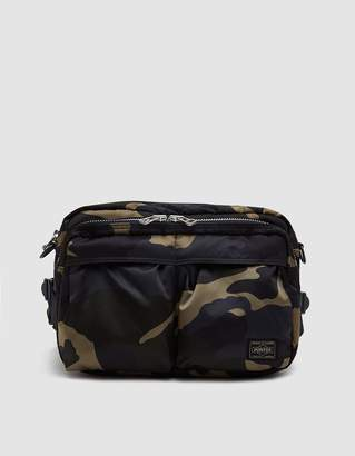 Co Porter Yoshida   Countershade Waist Bag in Woodland Khaki 6d3f4b8a7492c