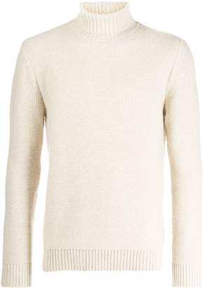 Eleventy classic roll-neck sweater