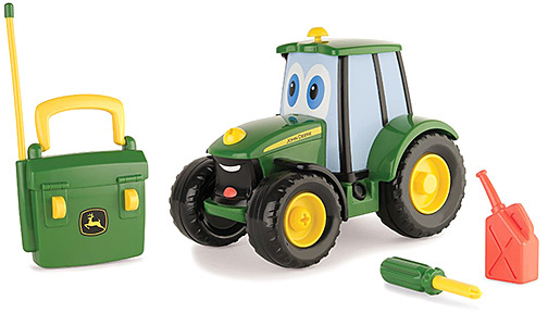 Fix-it-Up Johnny Remote Control Tractor