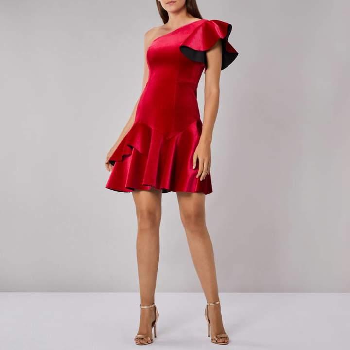 Madalina Velvet Dress
