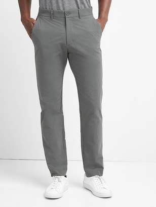 Gap Hybrid Khakis in Slim Fit with GapFlex