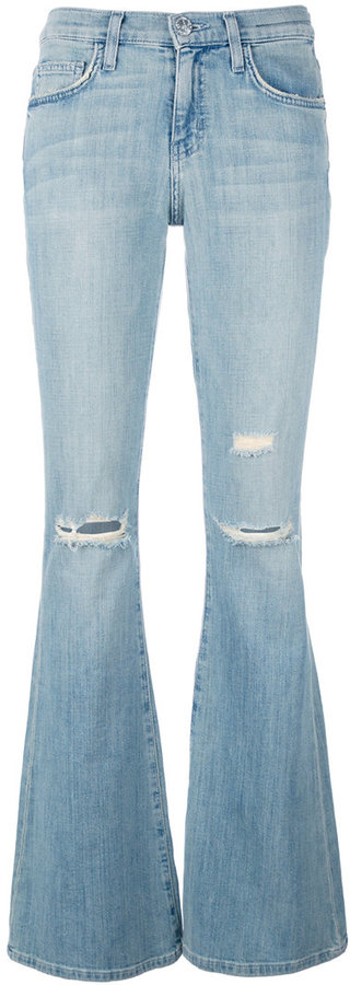 Bell Bottom Jeans - ShopStyle Australia