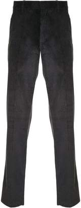 Ann Demeulemeester straight-leg corduroy trousers