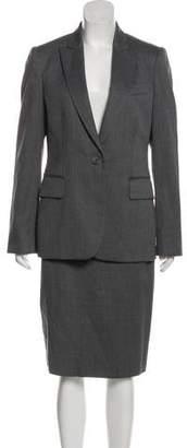Stella McCartney Wool Skirt Suit