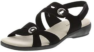 Predictions Comfort Plus by Women's Women's Peggy Strappy Sling 13 Wide