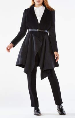 BCBGMAXAZRIA Mandi Wrap Coat