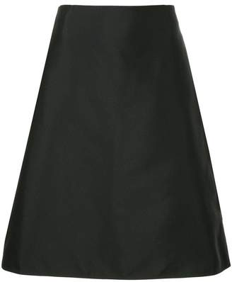 Jil Sander A-line straight skirt