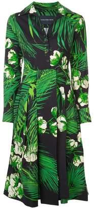 Samantha Sung AUDREY DRESS 1 BALI PALM