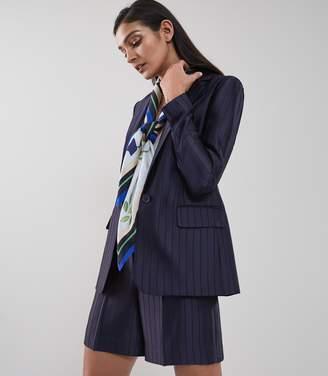 Reiss Lilea Jacket Striped Blazer