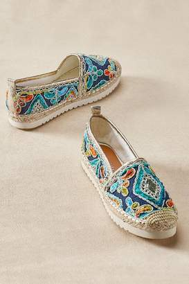 Soft Surroundings Agleam Espadrilles