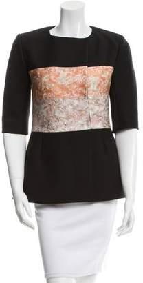 Narciso Rodriguez Wool & Silk Jacket