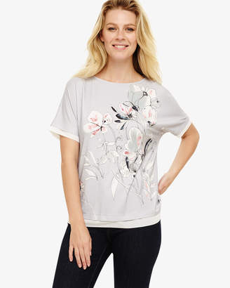Phase Eight Orianna Floral Print Top