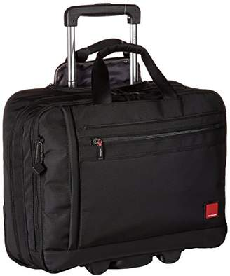 Hedgren Red Tag Roter Mobile Office Rolling Briefcase