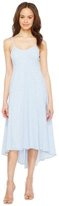 Taylor Striped Slip Dress Women's Dress