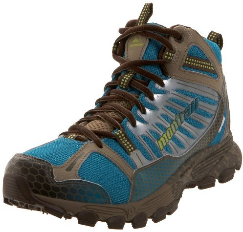 Montrail Women's Badrock Mid Outdry Light Stable Trail Running Shoe