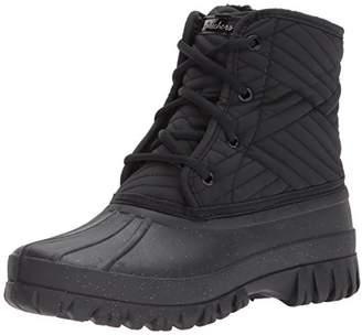 Skechers Women's Windom Boots, (Black), 37 EU