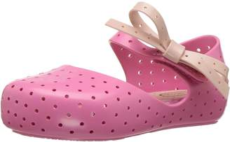 Mini Melissa Girls' Mini Furadinha X Mary Jane Flat