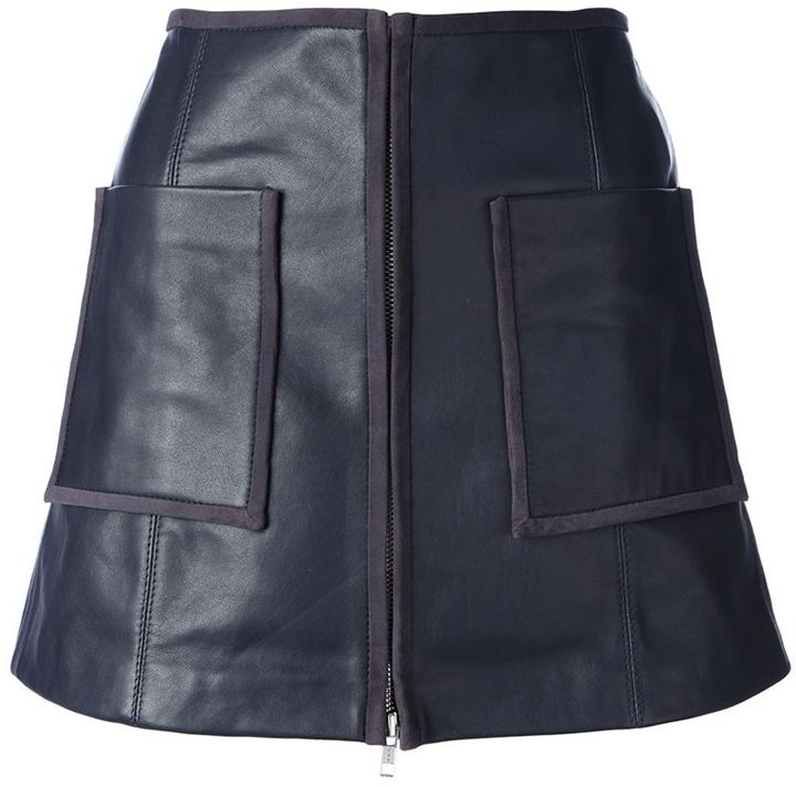 Etoile Isabel Marant short fitted skirt