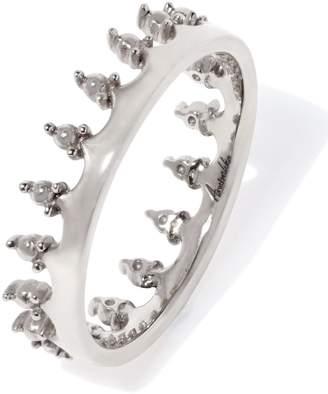 Annoushka White Gold Crown Ring