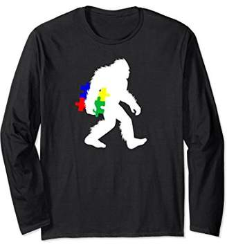 Fun Autism Long Sleeve Shirt