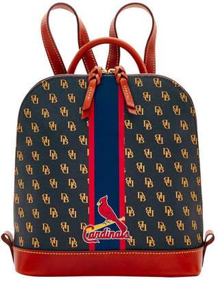 Dooney & Bourke St. Louis Cardinals Zip Pod Stadium Signature Backpack
