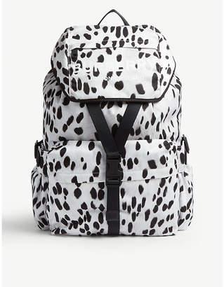 Burberry Dalmatian print backpack