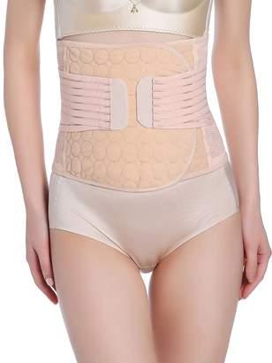 Aivtalk Pregnancy Postpartum Recovery Compression Waist Trimmer Support Girdle Belt Shapewear Size XXL Skin