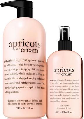 Philosophy philosophy super-size shower gel & body spritz duo