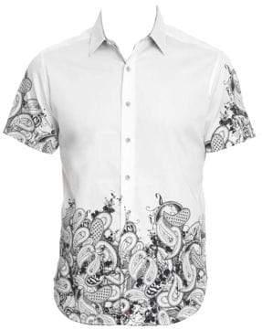 Robert Graham Hart Paisley Shirt