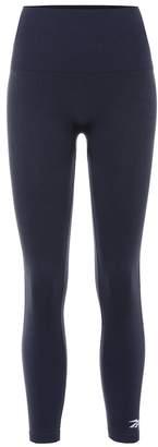 Reebok x Victoria Beckham High-rise seamless leggings