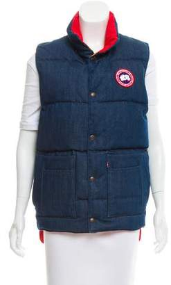 Canada Goose Reversible Freestyle Vest