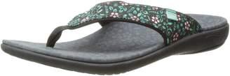 Spenco Women's Yumi Bloom Sandal
