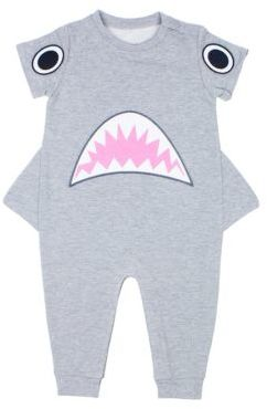 Baby's Hammer Head Shark Romper $42 thestylecure.com