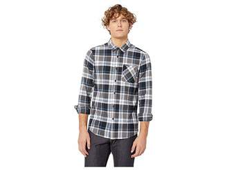 Volcom Caden Plaid Long Sleeve Flannel