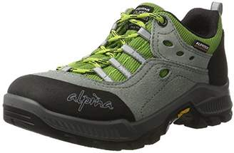 Alpina Women's 680376 Low Rise Hiking Shoes,6