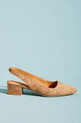 Bill Blass Samara Slingback Heels