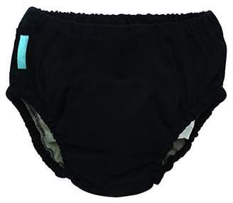 Charlie Banana Best Extraordinary Reusable Training Pants (Small, Black) by