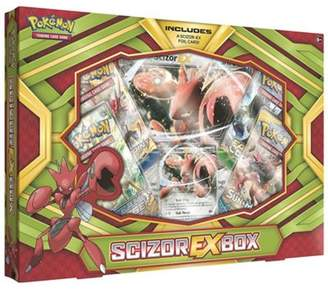 Pokemon Pokmon Pok80294 Tcg Scizor-Ex Box Card Game