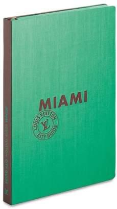Louis Vuitton Miami City Guide Book
