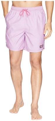 Vineyard Vines Stiles Point Stripe Chappy Swim Trunks Men's Swimwear