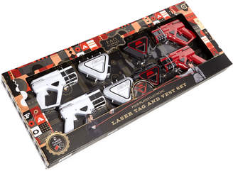 Fao Schwarz Two-Player Electronic Laser Tag Shooting Game 4-Pack