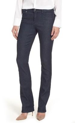Women's Boss Niona Slim Bootcut Jeans $265 thestylecure.com